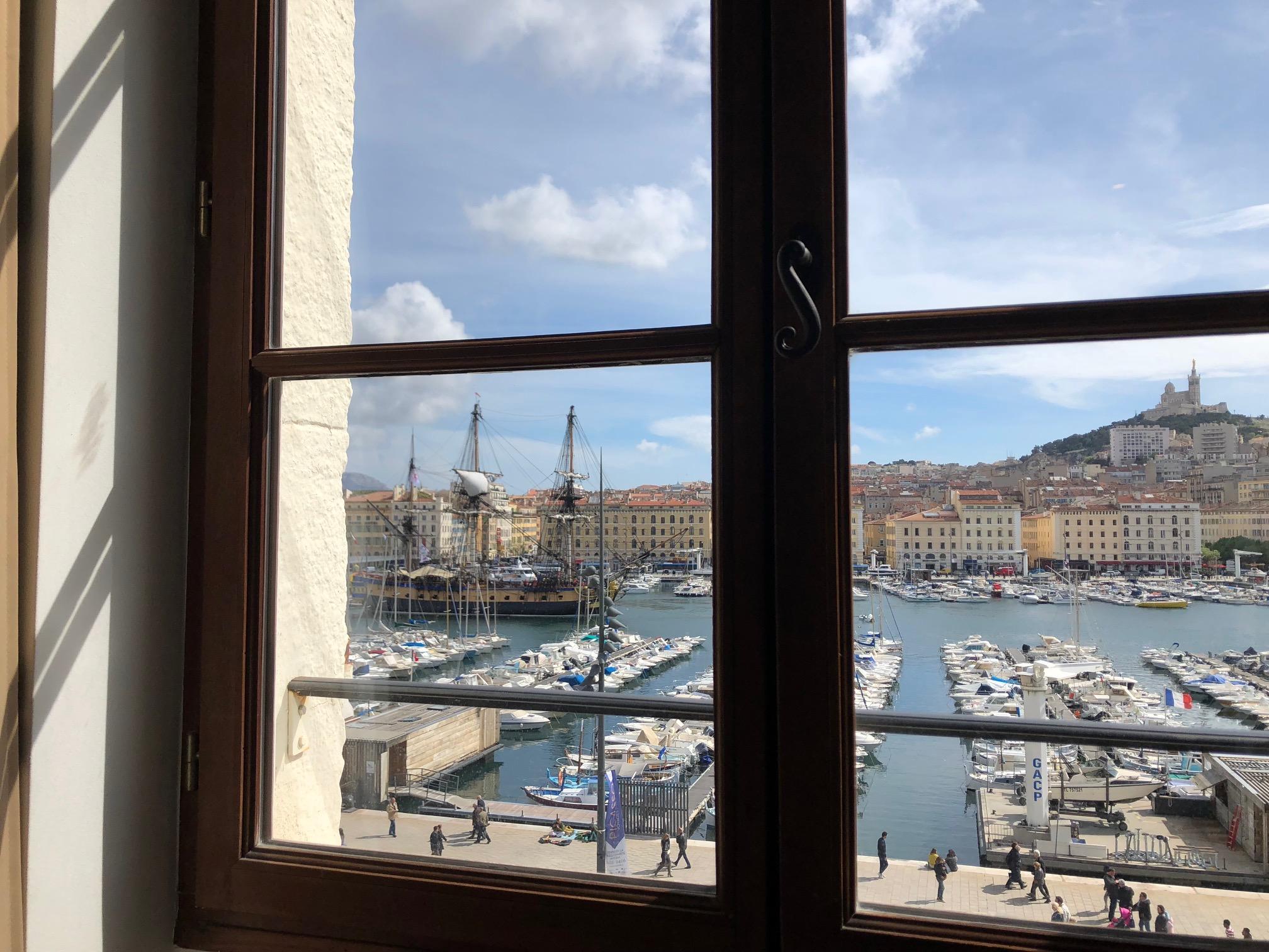 Vieux Écologie Hotel À Belle Charme Port Et Vue Marseille n0OXPw8k